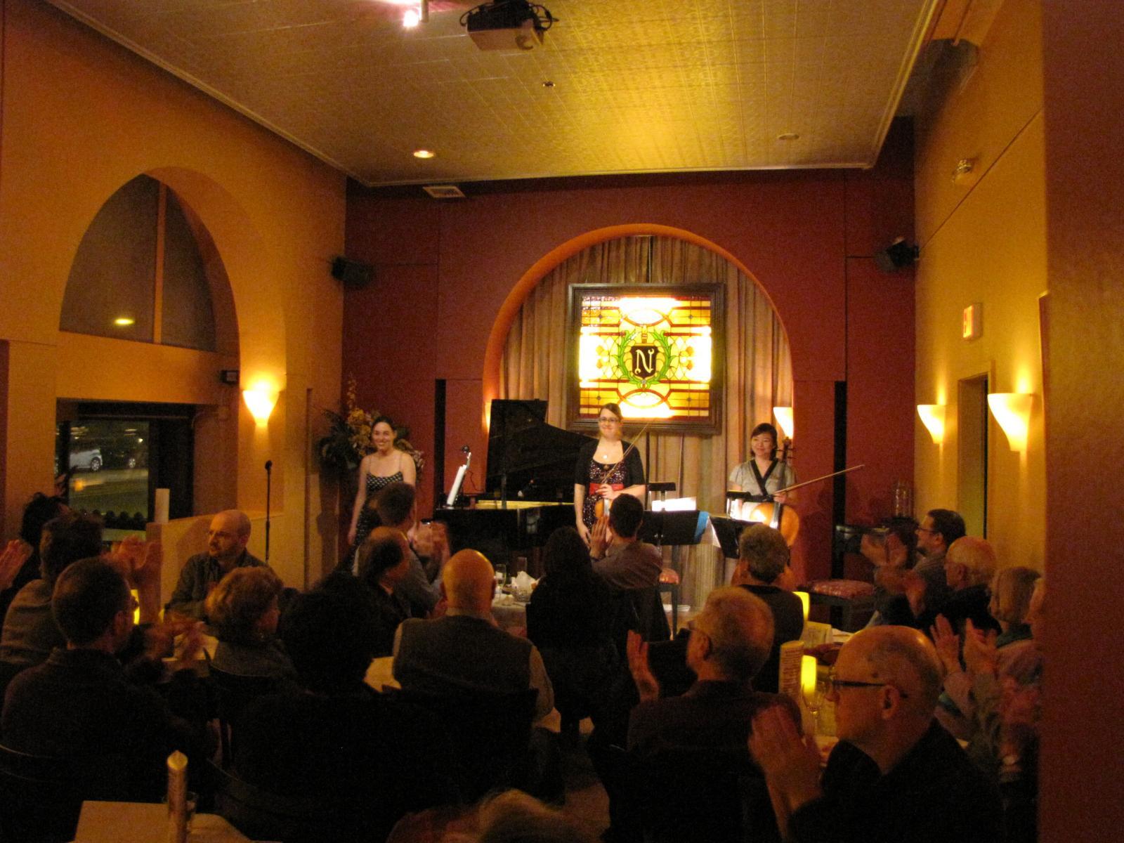 Club Concert   BMOP